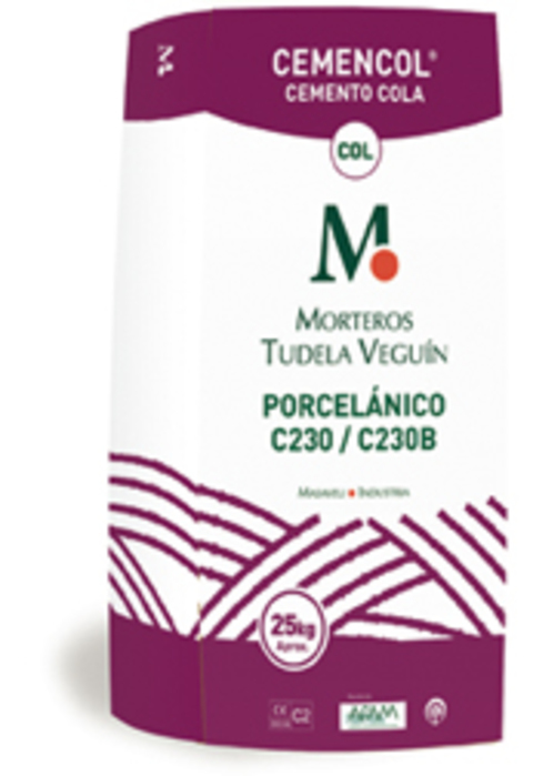Comercial Costoya - SACO COLA PORCELANICO C230 - Comercial Costoya