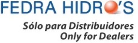 Comercial Costoya - FEDRA HIDRO - Comercial Costoya
